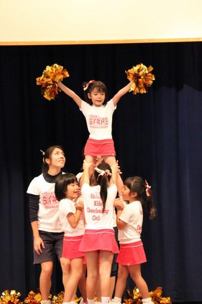 沖縄 那覇 チア ダンス 習い事